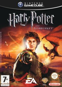Harry Potter og Ildbegeret til GameCube