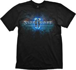 Blizzard Entertainment Starcraft II Logo (Herre)