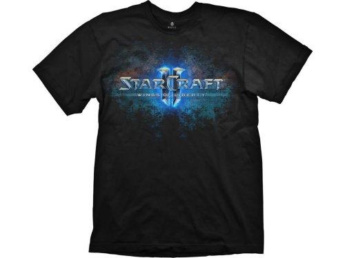 Blizzard Entertainment Starcraft II Logo (Herre)