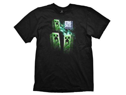 Mojang Minecraft Three Creeper Moon