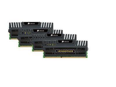 Corsair Vengeance DDR3 1866MHz 16GB CL9 (4x4GB)