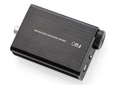 Fiio E10 Desktop hodetelefon forsterker