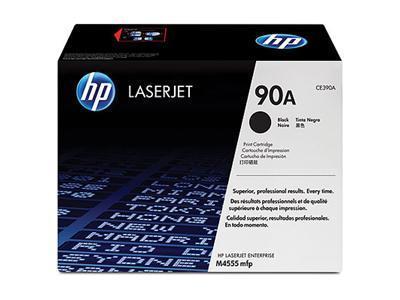 HP Toner 90A Sort HV