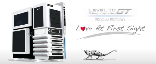 Thermaltake Level 10 GT Snow Edition