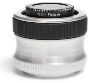 Lensbaby Scout Fisheye for Nikon