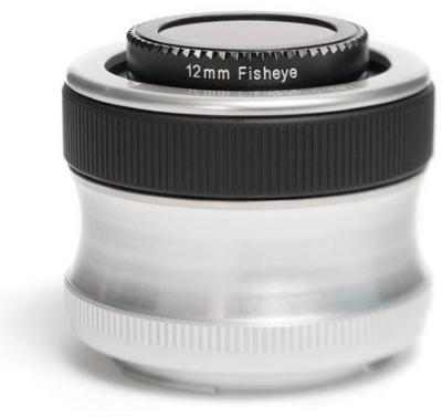 Lensbaby Scout Fisheye for Olympus