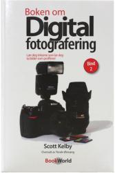 Bookworld Boken om Digital Foto bind 1 og 2.