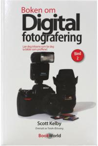 Bookworld Boken om Digital Foto bind 1 og 2.