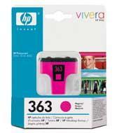 HP no.363 Magenta