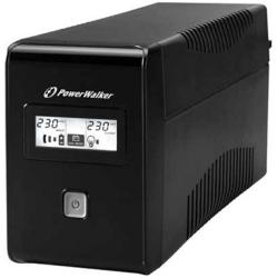 Netgear PW UPS VI650 LCD 650VA
