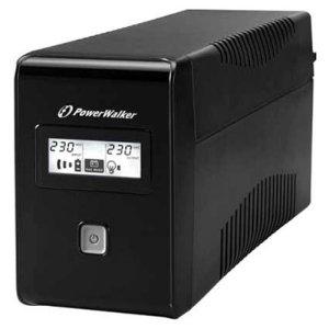 Netgear PW UPS VI850 LCD 850VA