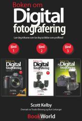 Bookworld Boken om digitalfotografering 1, 2 og 3