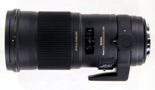 Sigma 180mm F2.8 EX DG OS HSM for Nikon