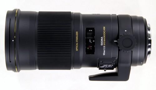 Sigma 180mm F2.8 EX DG OS HSM