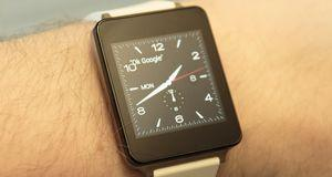 Test: LG G Watch