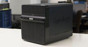 Test: Synology DiskStation DS414j