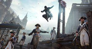 Assassin's Creed Unity utsettes