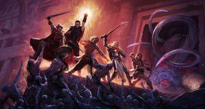 Pillars of Eternity blir kortspel
