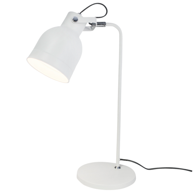 By Rydéns Bolt bordlampe Unisex Matt Hvit