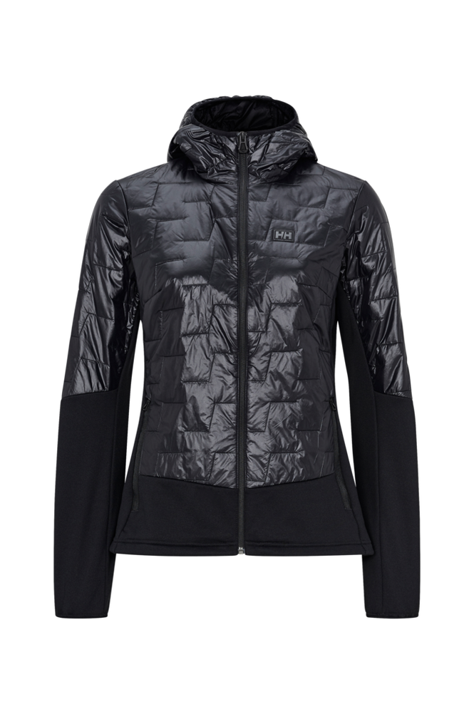 Helly Hansen Jakke W Lifaloft Hybrid Insulator Jacket Women Black
