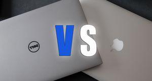 Test: Dell XPS 15 møter Apple MacBook Pro 15