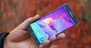 Test: Samsung Galaxy Note 4