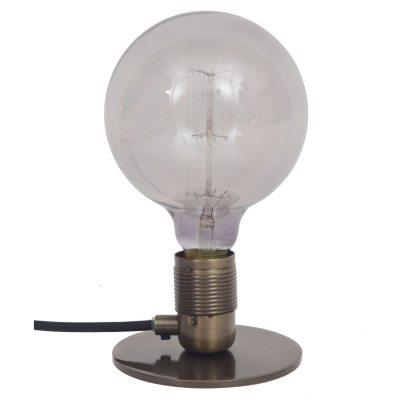 Table Frama lampe, bronse