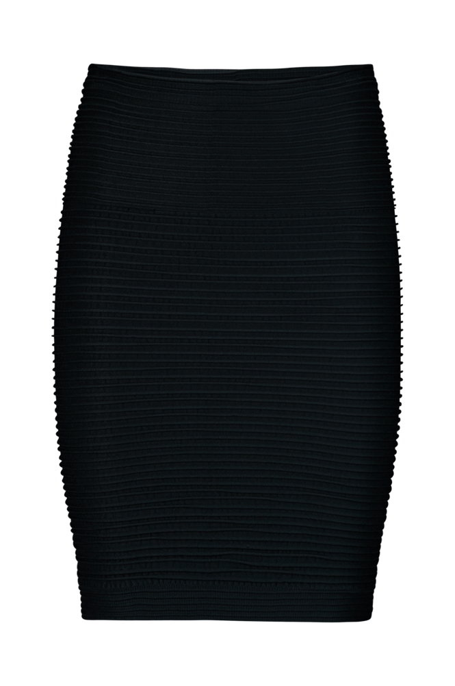 Saint Tropez Skjørt Women Black