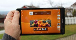 Test: Sony Xperia Z3 Tablet Compact