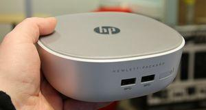 Test: HP Pavilion Mini Desktop 300-020NO
