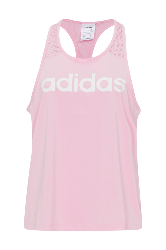 adidas Sport Performance Treningssinglet Design To Move Logo Tank Top Women True pink