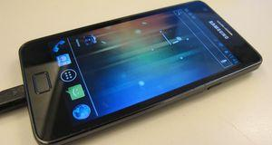 Jelly Bean til Samsung Galaxy S II