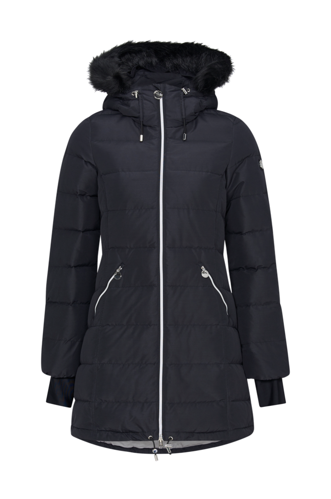 Röhnisch Dunjakke All Weather Down Jacket Women Black