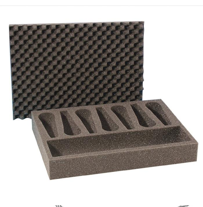 Adam Hall Hardware 2806 - Foam Insert for 7 Microphones