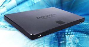 Test: Samsung 840 EVO SSD 500 GB