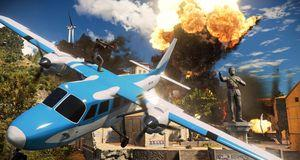 Just Cause 3 Multiplayer er ute no
