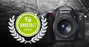 Test: Sony SLT-A99