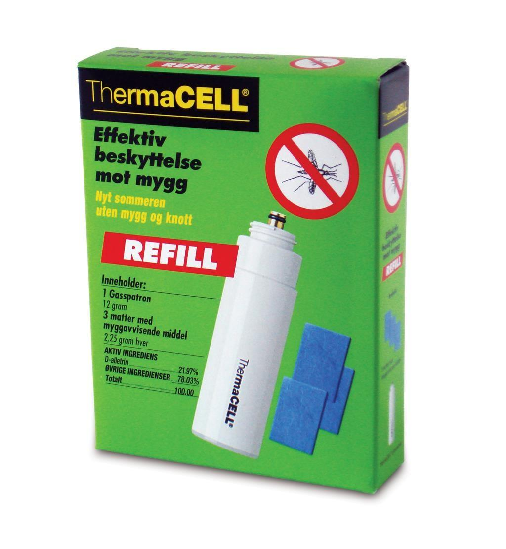 Refill ThermaCell R1 12 timers pakke