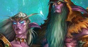 Blir syk av World of Warcraft