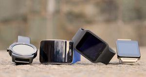 Test av Samsung Gear 2, Gear S, LG G Watch, LG G Watch R og Sony Smartwatch 3