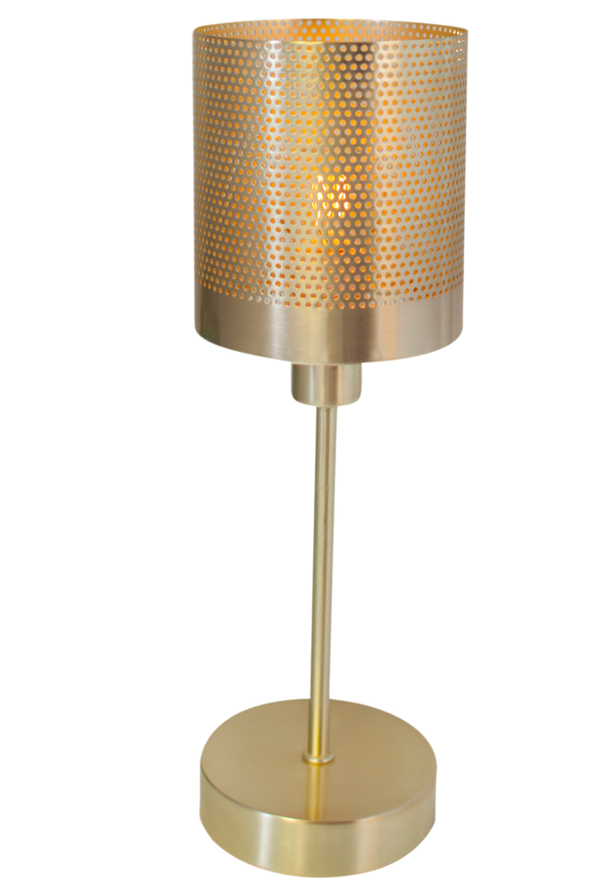 By Rydéns Bordlampe Driva Unisex Messing