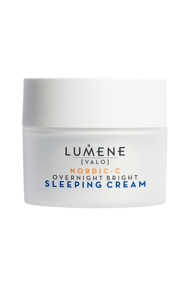 Lumene Overnight Bright Vitamin C Sleeping Cream 50ml Unisex