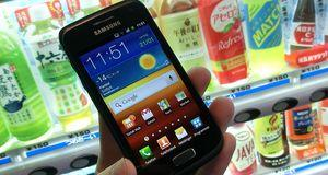 Test: Samsung Galaxy W