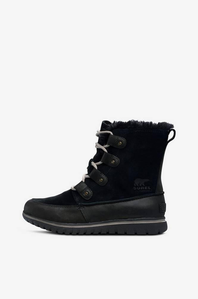 Sorel Støvel Cozy Joan Women Svart