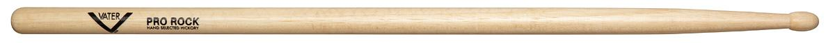 Vater VHPRW Pro Rock Wood Tip Pro Rock, Hickory