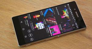 Test: Sony Xperia Z3+