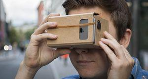 Test: Clas Ohlson: VR-brille for smartphone