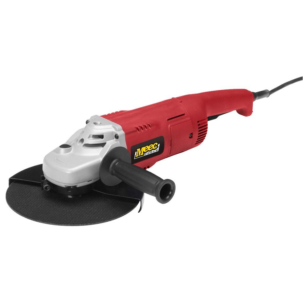 MEEC TOOLS RED Vinkelsliper 2200 W 230 mm