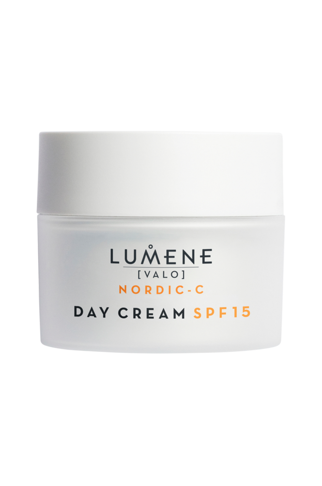 Lumene Vitamin C Day Cream Spf 15 50ml Unisex