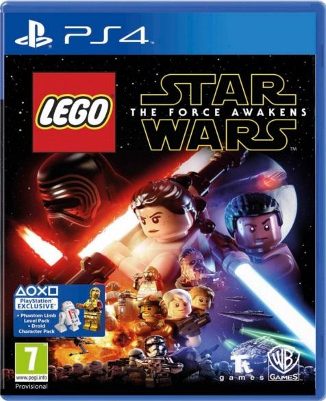Lego Star Wars Force Awakens PS4